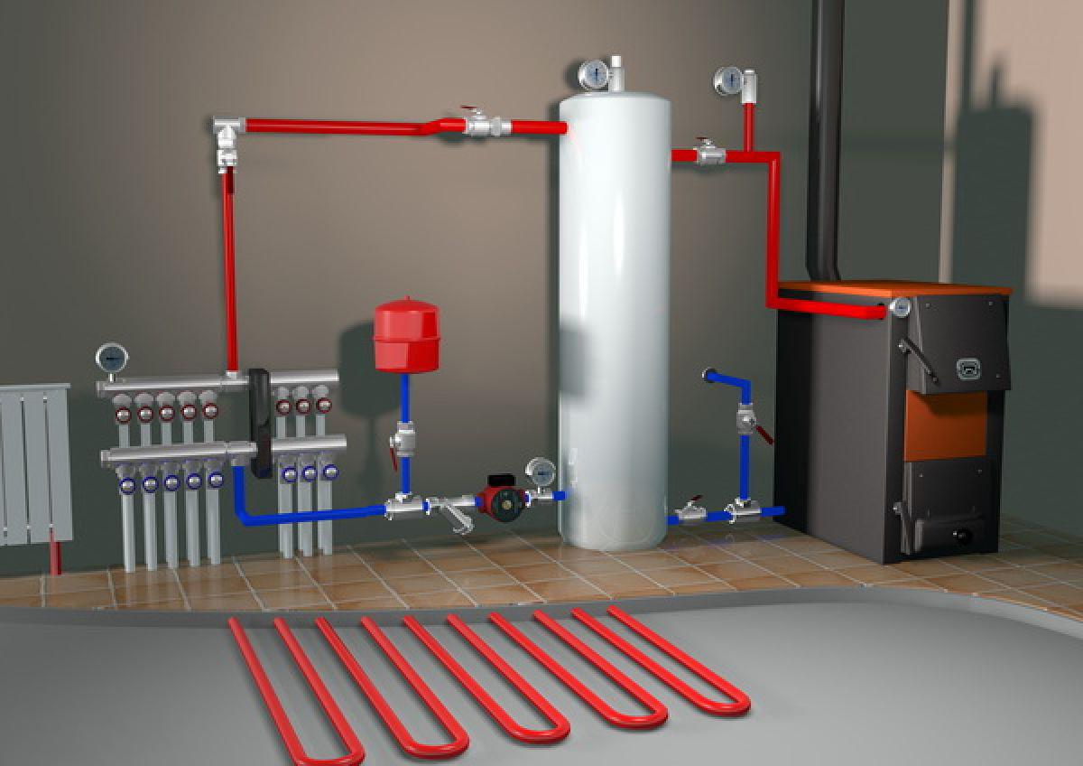 Каков источник водоснабжения в доме